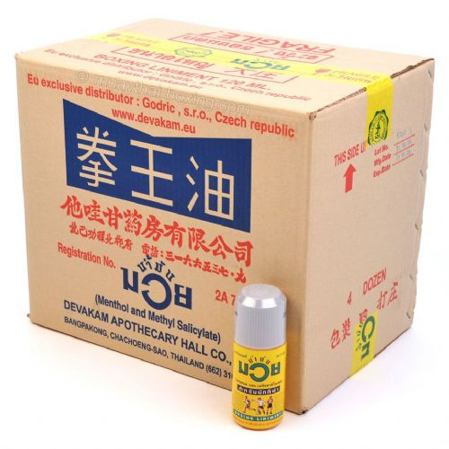 Namman Thai Oil - 120ml - Box of 48